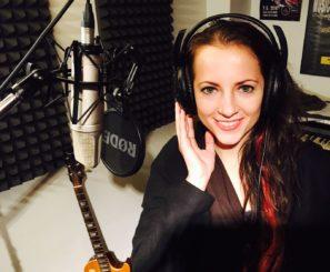 nahrávání ve studiu